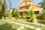 Villa for sale in Varca — Odissey with swimming pool | 2312  Odissey (#2312)  Goa, South, Varca - Outside view