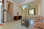 For sale in Benaulim — Sonaria | 10122  Sonaria (#10122)  Goa, South, Benaulim - Kitchen, living room
