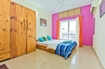 Apartment for sale in Arpora — Arpora Apartment with swimming pool | 10010  Arpora Apartment (#10010)  Goa, North, Arpora - Bedroom 2 (ensuite)