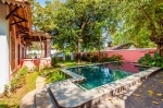 Luxury villa for sale in Anjuna — Fantasea with swimming pool | 2007  Fantasea (#2007)  Goa, North, Anjuna - Outside view