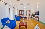 Luxury villa for sale in Anjuna — Fantasea with swimming pool | 2007  Fantasea (#2007)  Goa, North, Anjuna - Living room